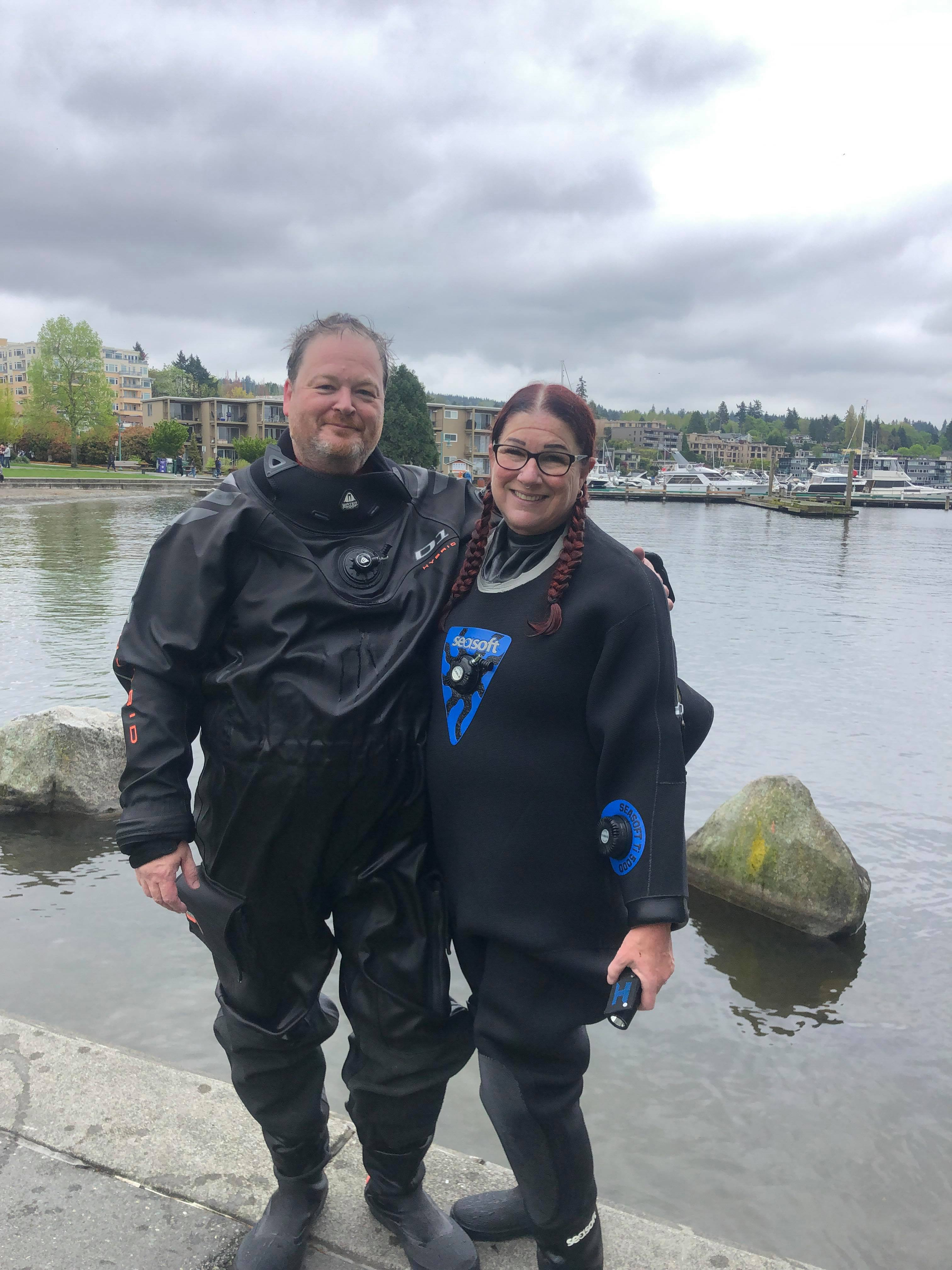 Simon and Sandi, Kirkland